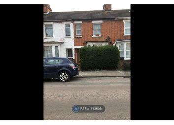 Thumbnail 3 bed terraced house to rent in Coventry Road, Bedford