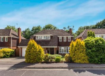 Thumbnail 4 bed detached house for sale in Wells Close, Tonbridge, Kent