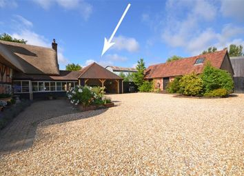 Thumbnail 2 bed detached bungalow to rent in Romsey Road, East Wellow, Romsey