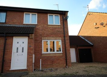 Thumbnail 3 bedroom semi-detached house for sale in Fletton Fields, Fletton, Peterborough