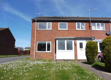 Thumbnail 3 bed end terrace house to rent in Elizabeth Avenue, North Hykeham, Lincoln