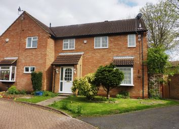 Thumbnail 3 bedroom semi-detached house to rent in Audley Mead, Bradwell, Milton Keynes