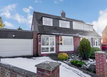 Thumbnail 3 bed semi-detached house to rent in West Moor Drive, West Moor, Newcastle Upon Tyne