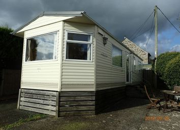 Thumbnail 2 bed mobile/park home for sale in Abersoch, Pwllheli