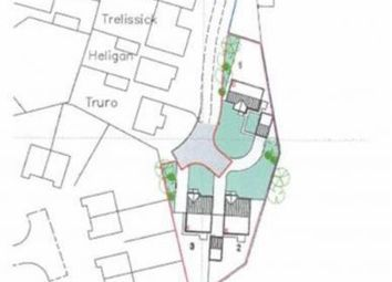 Thumbnail Land for sale in Eden Way, Penwithick, St. Austell