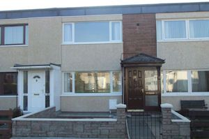 Thumbnail 2 bed terraced house for sale in Waverley Road, Dumfries