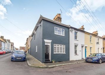 Thumbnail 3 bed end terrace house for sale in Langdon, Rochester, Kent, England
