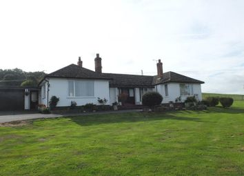 Thumbnail 3 bed bungalow for sale in Lokefield Bungalow, Hereford Road, Ledbury, Herefordshire
