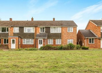 Thumbnail 4 bed end terrace house for sale in Sweeting Avenue, Little Paxton, St. Neots, Cambridgeshire