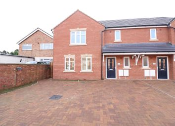 Thumbnail 3 bed semi-detached house for sale in Trafford Road, Rushden