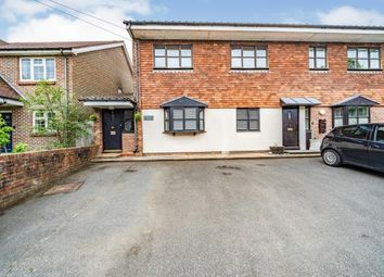 High Street, Nutley, Uckfield, East Sussex TN22. 3 bed semi-detached house