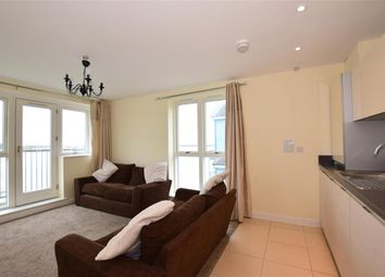Thumbnail 2 bed flat for sale in Dunlin Drive, St Marys Island, Chatham, Kent