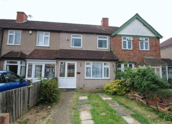 Thumbnail 3 bedroom terraced house to rent in Montrose Avenue, Welling, Kent