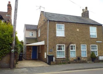 Thumbnail 3 bedroom semi-detached house for sale in Ely, Cambridgeshire