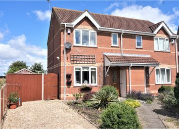 Thumbnail 3 bed semi-detached house for sale in Meadow Croft, Waltham