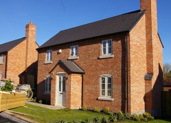 Thumbnail 4 bedroom detached house for sale in 6 William Ball Drive, Horsehay, Telford, Shropshire