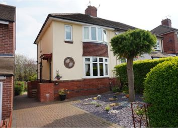 Thumbnail 3 bed semi-detached house for sale in Goodison Crescent, Sheffield