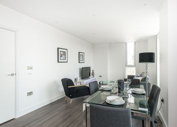 Thumbnail 2 bed flat to rent in Hebden Place, Nine Elms