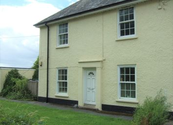 Thumbnail 2 bed cottage to rent in Musbury, Axminster, Devon