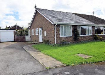 Thumbnail 2 bed semi-detached bungalow for sale in Orchard Close, Lower Brailes, Banbury