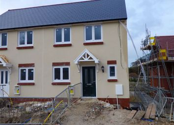 Thumbnail 2 bedroom semi-detached house for sale in Curtis Way, Weymouth