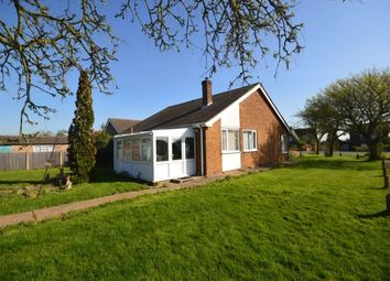 Thumbnail 3 bed bungalow to rent in Mill Lane, Saxilby, Lincoln