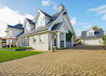 Thumbnail 5 bed detached house for sale in Strowan Road, Comrie