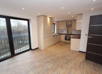 Thumbnail 2 bedroom flat to rent in Church Walk, Milton Road, Gravesend