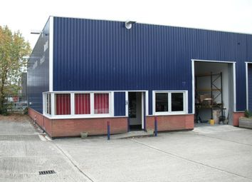 Thumbnail Warehouse to let in 3A Brookway, Newbury