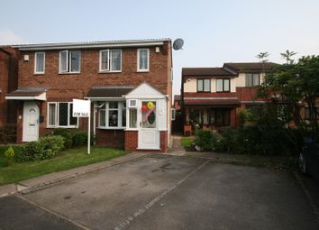 Thumbnail 2 bed semi-detached house for sale in Crown Court, Darlaston, Wednesbury