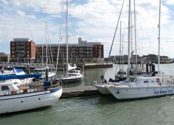 Thumbnail 1 bedroom property for sale in Gunwharf Quays, Portsmouth