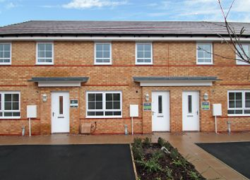 Thumbnail 3 bed town house for sale in Alexander Gate, Off Waterloo Road, Hanley, Stoke-On-Trent