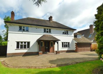 Thumbnail 6 bed detached house to rent in Hinckley Road, Nuneaton