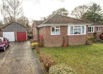 Thumbnail 2 bedroom detached bungalow for sale in Earlsbourne, Church Crookham, Fleet