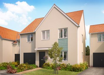 "Thumbnail 4 bed semi-detached house for sale in ""The Blackmore"" at Primrose, Weston Lane, Totnes"