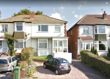Thumbnail 3 bed property to rent in Lichfield Road, Coleshill, Birmingham