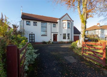 Thumbnail 4 bedroom detached house for sale in Victoria Road, Brookfield, Johnstone, Renfrewshire