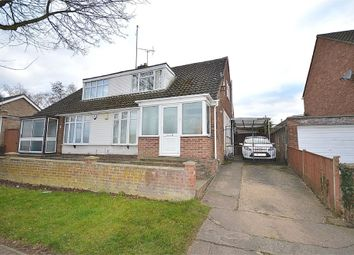 Thumbnail 3 bedroom semi-detached house for sale in 3 Chiltern Avenue, Duston, Northampton