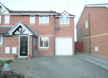 Thumbnail 3 bedroom semi-detached house for sale in Whitethorn Way, Hull, East Riding Of Yorkshire