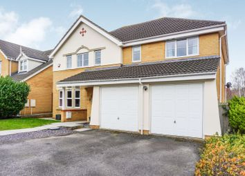 Thumbnail 5 bedroom detached house for sale in Hester Wood, Yate