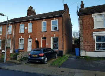 Thumbnail 3 bed end terrace house to rent in Alan Road, Ipswich