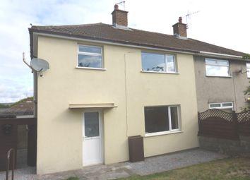 Thumbnail 3 bed semi-detached house for sale in Monks Close, Pyle, Bridgend