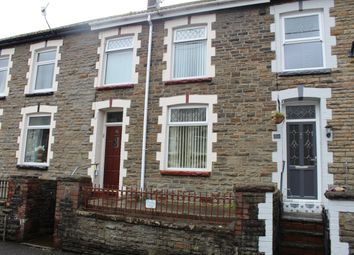 Thumbnail 3 bed terraced house for sale in Fenwick Street, Pontygwaith