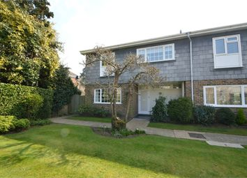 Thumbnail 3 bed end terrace house to rent in Angas Court, Weybridge, Surrey