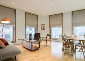Thumbnail Serviced flat to rent in Haymarket, London