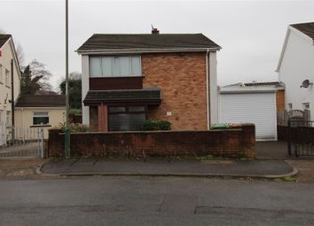 Thumbnail 3 bed detached house for sale in Porset Drive, Caerphilly