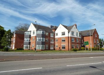 Thumbnail 2 bed flat to rent in Roebuck Close, Uttoxeter