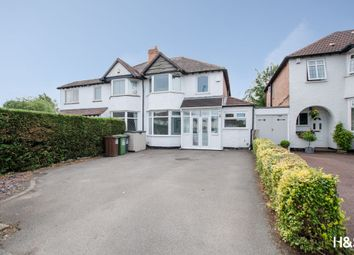 3 bed semi-detached house for sale in Solihull Road, Shirley, Solihull B90