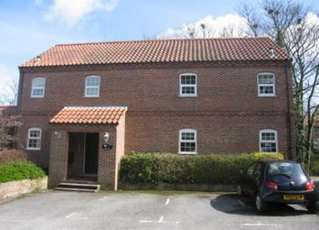 Thumbnail 1 bed flat to rent in Riverside Mews, Horsefair, Boroughbridge