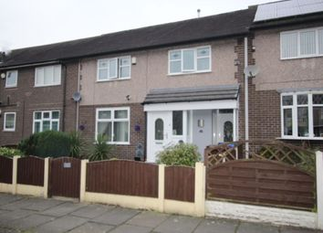 Thumbnail 3 bed terraced house for sale in Denbigh Road, Denton, Manchester